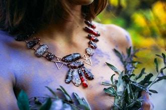 Jewelry Design with Kilnformed Glass