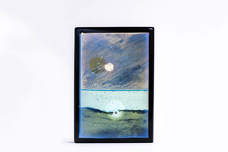 The Glass Postcard