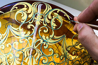 Glass Painting: Back to the Roots