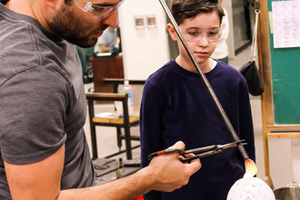 Youth Camp - Glass Rebel: Intro to Glassblowing