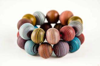 Off-Mandrel Hollow Beads