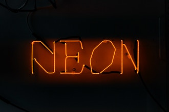 Introduction to Neon Letters