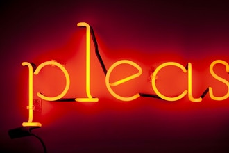 Luminous Letters: An Intensive Weekend of Neon