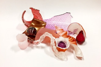 Glass Crush: Up-Cycling Glass in the Kiln