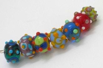 Beadmaking Bonanza (Ages 9+)
