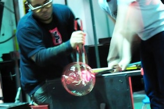 After School Meltdown: Glassblowing for High Schoolers