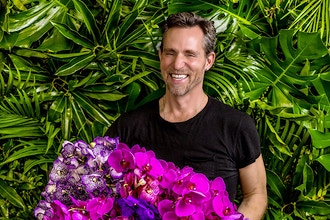 Floral Design Talk with Jeff Leatham