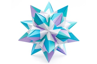 Kusudama Origami - Online