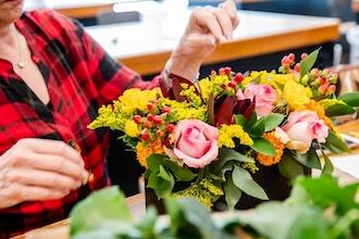 Simple and Sleek Floral Design Ideas