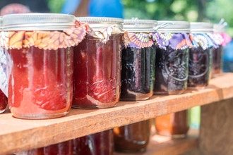 Seasonal Berry Jam (Online)