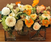 Clustered Glass Containers:Modern Crafted Floral Design