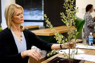 Ikebana: A Comprehensive Approach