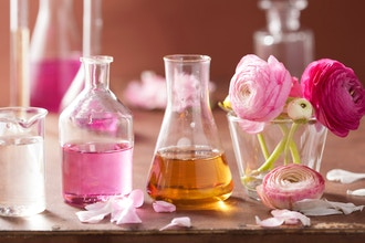 Essential Oil Perfume Workshop