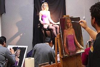 Long Pose Figure & Costumed Workshop