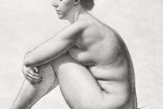 Figure Drawing Long Pose Figure Drawing Classes Los