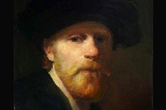Alla Prima Portrait Painting