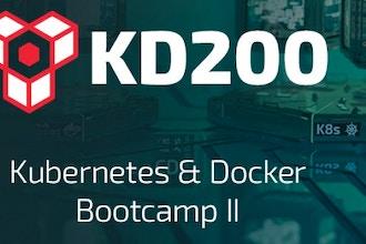 Kubernetes and Docker Bootcamp II