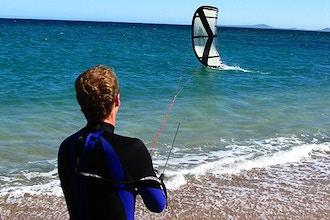 Kitesurfing 101 - Beginner Lesson