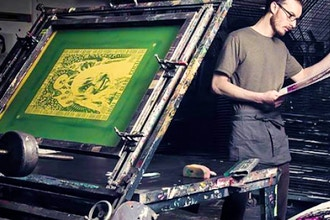 Screen Print Experience