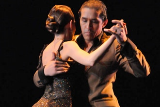 Intro to Tango (4-Week Class for Couple)