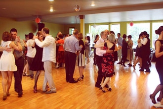 Intermediate Tango:Molinete,Giro, Turn (Drop-In)