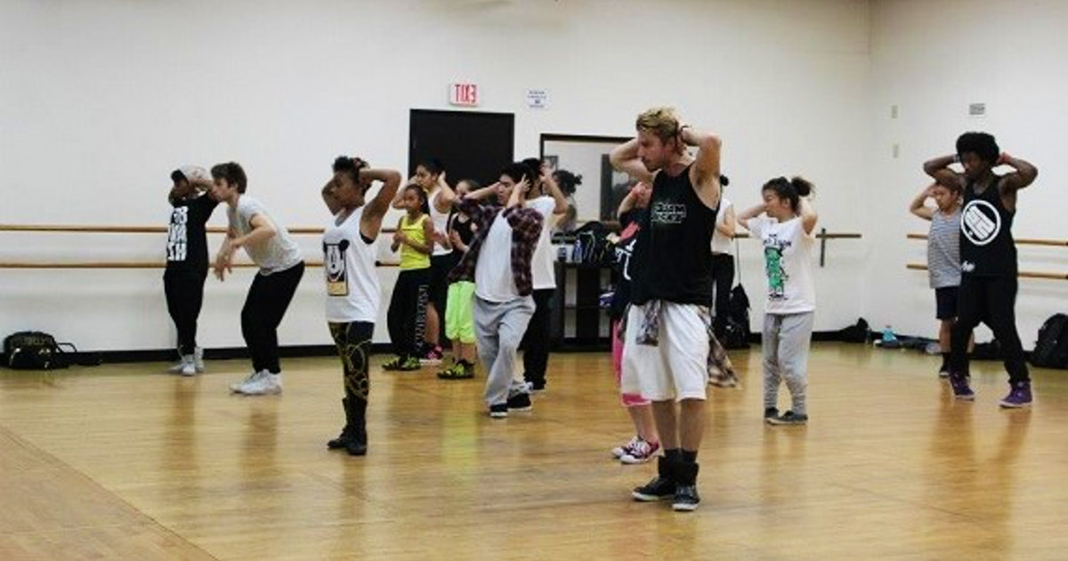 Hip Hop - Level 4 (Teen - Adult) - Hip Hop Dance Classes Los Angeles | CourseHorse - Jayvee ...