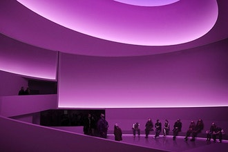 James Turrell at the Guggenheim