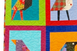 Funky Flock (Quilting)
