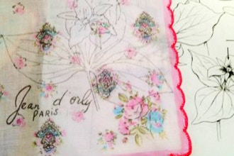 Image Transfer for Embroidery & Quilting