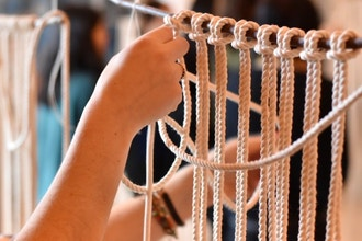 Macrame Wall Hanging - Crafts Classes New York | CourseHorse