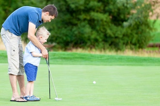 Summer Junior Golf Camp (Ages 5-16)