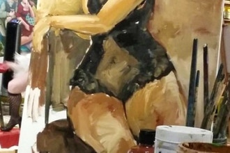 Wine & Cheese Art Salon Nights