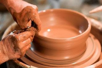 Pottery: Wheel (Intermediate/Advanced)