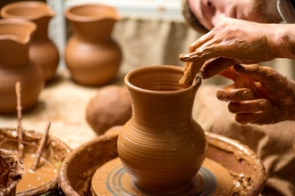 Zen of Pottery: Wheel (Beginner/Intermediate)