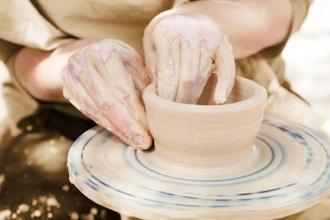 Pottery: Wheel (Intermediate)