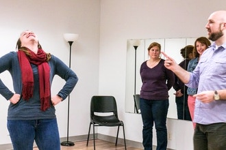 Improv Level 2 for Adults
