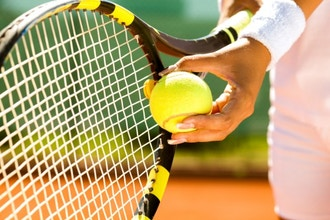 Trimp Tennis Photo