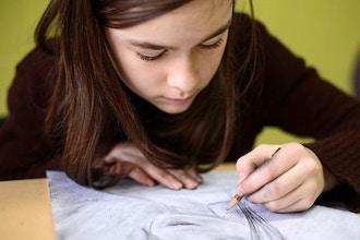 Summer Arts Lab: Figure Drawing