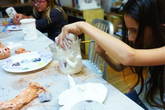 Ceramics Around the World - Kids Pottery Classes Los Angeles