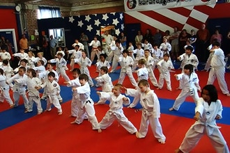 Beginner / Intermediate Martial Arts (Any Age)