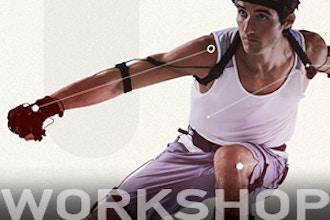 Motion Capture - Motion Graphics Training Los Angeles