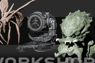 ZBrush One-Day Project Jam
