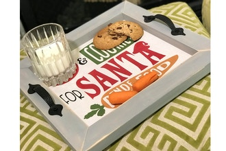 Cookies for Santa Mini Camp