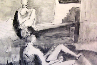 Figure Drawing from Photos