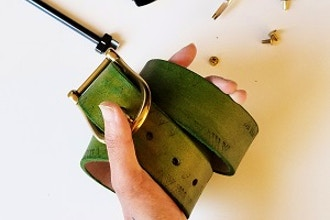 Make Your Own Leather Belt