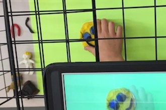Rock N' Roll Stop-Motion Animation (Ages 8 - 12)