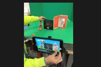 Stop Motion Animation Spark (Ages 14 - 17)