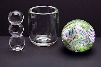 Glass Blowing: Wine or Beer Glass