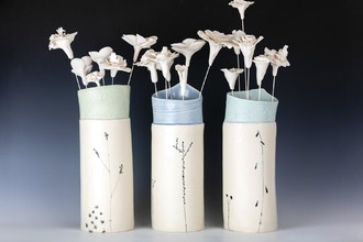 Hand-building Functional Forms in Porcelain