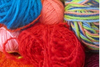 Knit & Crochet Together (6-12 w/Adult)